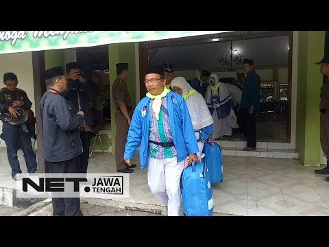 Masya Allah, Jemaah Calon Haji Di Brebes Didominasi Oleh Para PNS - NET JATENG
