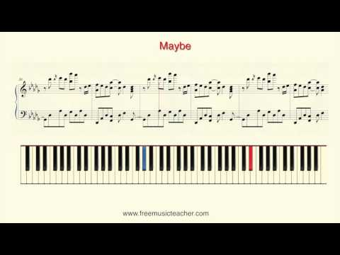 How To Play Piano: Yiruma