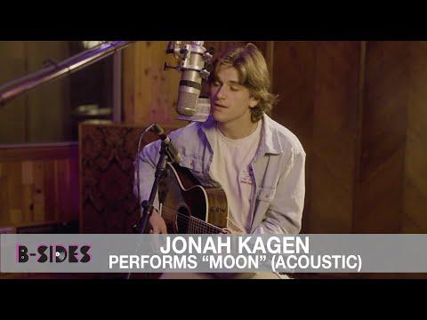 "Jonah Kagen Performs ""Moon"" Acoustic"