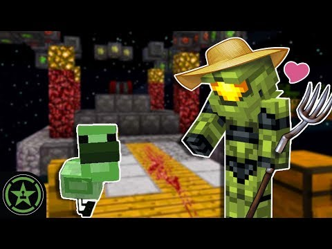Let's Play Minecraft - Episode 279 - Sky Factory Part 21
