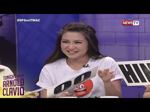 Tonight with Arnold Clavio: Sino ang secret crush ni Barbie Forteza?