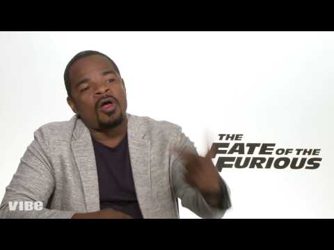 F. Gary Gray Talks Directing 'Fate of the Furious' And VIBE's Influence Mp3