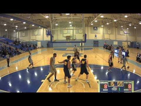 Santa Monica Men's Basketball vs College of the Canyons - January 25,  2017 (Full Game)