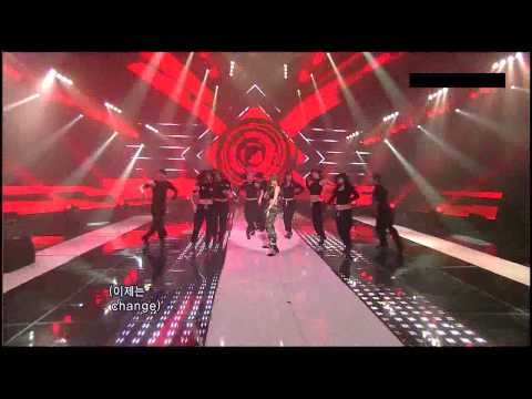 HyunA - Change (GoodBye stage) ( Feb.28.10 )