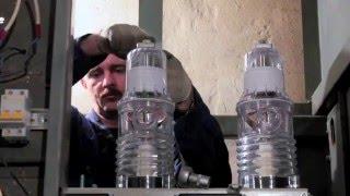 Замена масляного выключателя на вакуумный выключатель BB/TEL производства