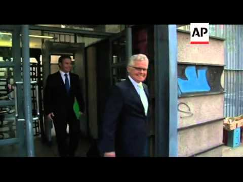 Czech businessman facing fraud charges is granted bail