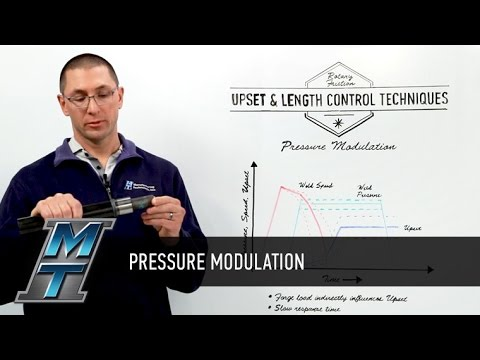 MTI Whiteboard Wednesdays: Upset Control - Pressure Modulation
