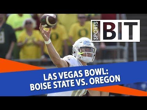 Las Vegas Bowl: Boise State Vs. Oregon | Sports BIT | NCAAF Picks