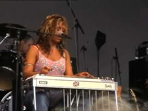 Sarah Jory at    Floralia 2001
