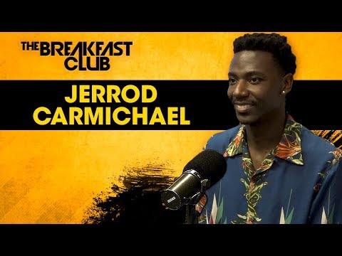 Jerrod Carmichael -Being Confident In Sexuality, Parental Infidelity