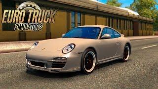 Euro Truck Simulator 2: Mod PORSCHE 911 -  versão 1.27