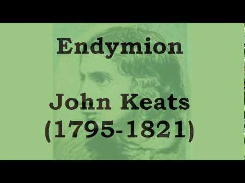 Endymion...A Thing of Beauty by John Keats (read by Tom O