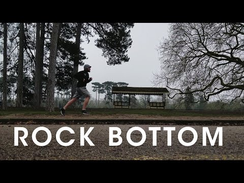 Crawling Out Of Rock Bottom