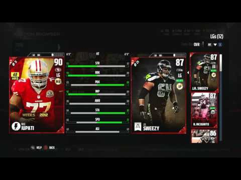 Madden 17 Ultimate Team :: 2 NEW Flashback Cards! 48 Hour Iupati! :: Madden 17 Ultimate Team