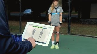 This awesome new gadget is a game-changer for tennis players