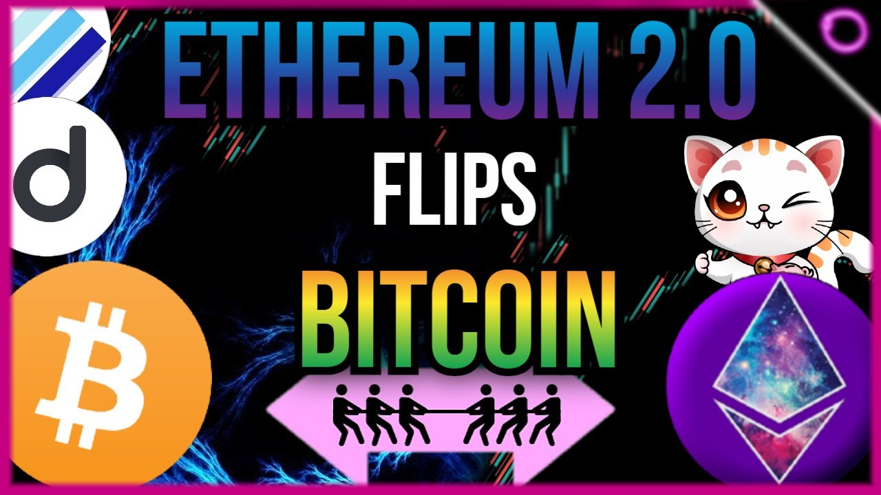 MADNESS! Could Ethereum seriously beat Bitcoin (lina update)