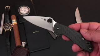 spyderco squarehead videos - moviki xyz