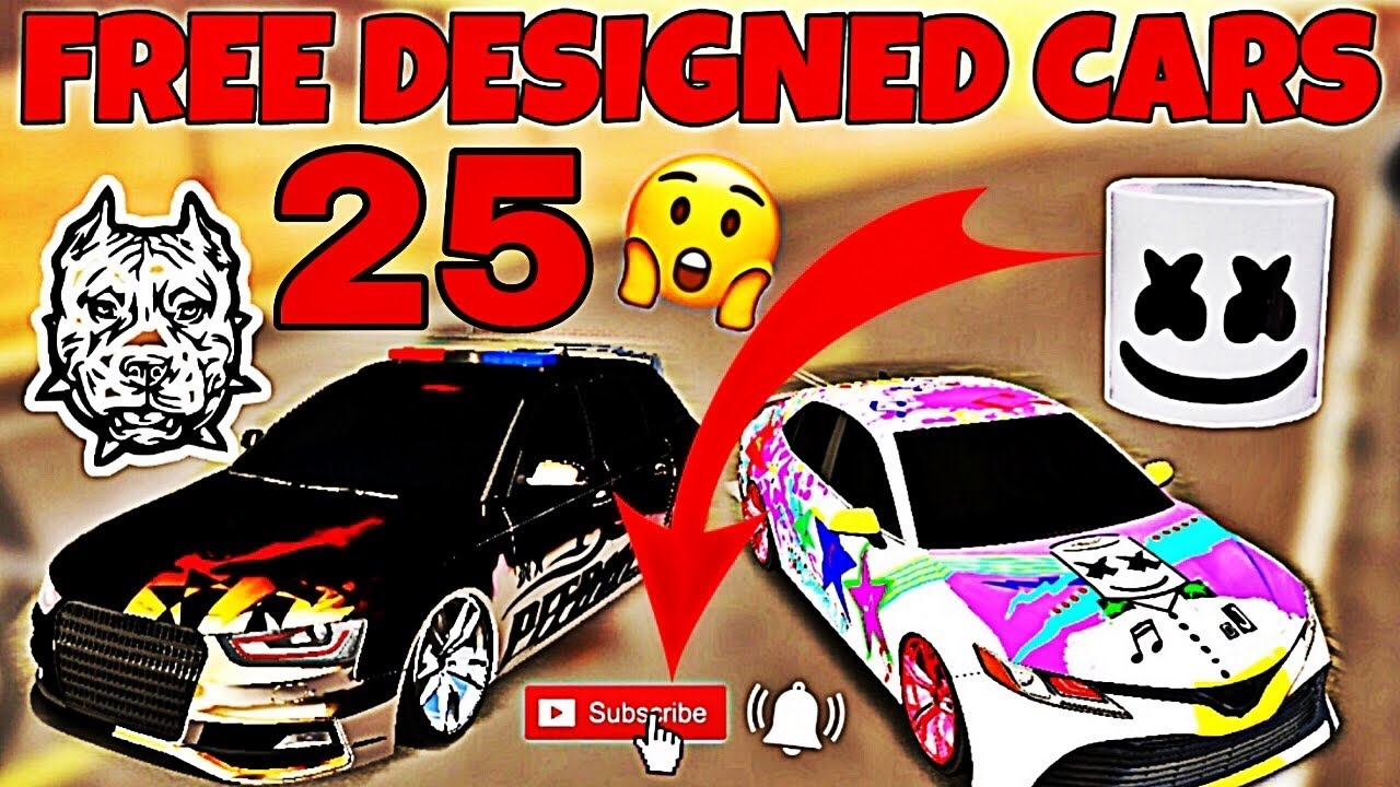 25 Free Accounts Designed Money Glitch In Car Parking Multiplayer Youtube