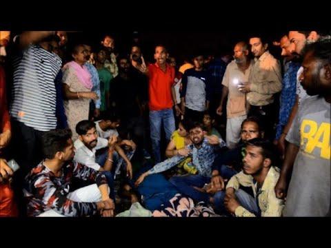 Al menos 50 muertos en accidente de tren en India