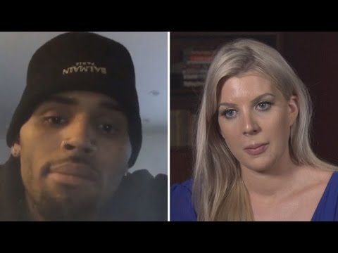 Chris Brown's Alleged Victim: He Put A Gun In My Face, I'm The Victim Not Him