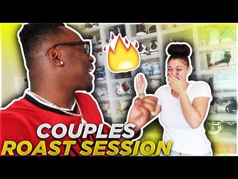COUPLES ROAST BATTLE **feelings was hurt**