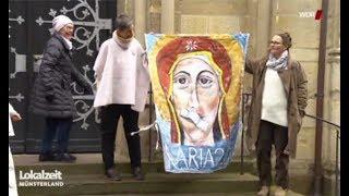 """""""Maria 2.0"""": Frauen treten in Kirchenstreik"""