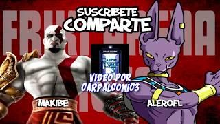 Kratos vs Bills Makibe vs Alerolf
