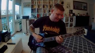 Sick Of It All -No Labels (Guitar Cover)