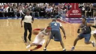 Allen Iverson 2010 MIX 09-10 Philadelphia 76ers Highlights