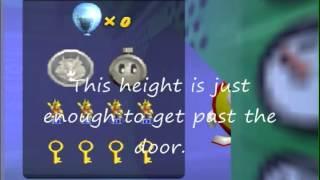 "Diddy Kong Racing: TT ""stomp"" glitch"