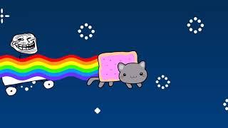 Nyan Cat Fusion Dance Animation - Fuu Sion Nyan!