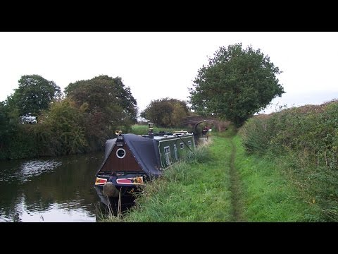 Brewood Canal & Country Walk Scenery - Staffordshire Walks - Tour England Walking Holidays UK