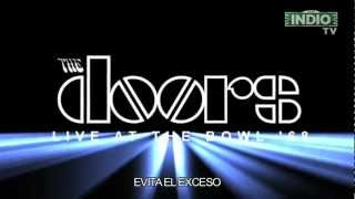 "Indio TV: The Doors - ""Live at TheBowl '68"" (promo)"