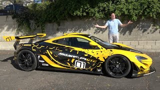 The $3 Million McLaren P1 GTR is the Most Thrilling Car I've Ever Driven