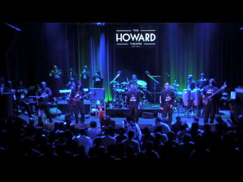 Trouble Funk - E Flat Boogie - Live at The Howard Theatre