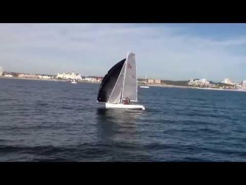 DIDI SPORT 15 - offshore, light wind