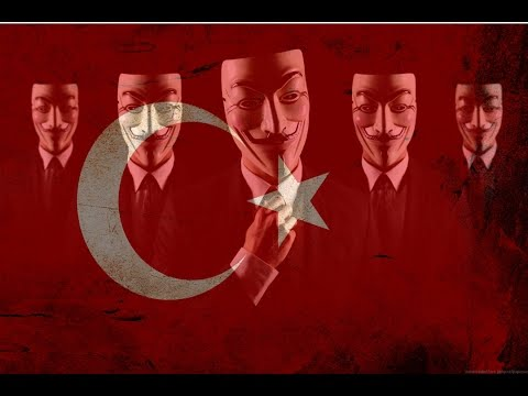 Anonymous - Message to Turkey [Those who support ISIS]