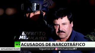 El Gobierno de EE.UU. acusa por narcotráfico a los hijos de 'El Chapo' Guzmán