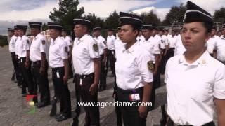 Capacitan a las Fuerzas Especiales de Seguridad para egresar en abril próximo