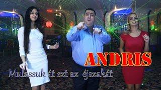 Andris-Mulassuk át az éjszaka Official ZGstudio music