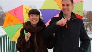 Видео свадьбы Артема и Аллы. г.Орел.  2014г.