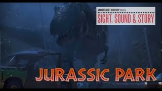 """Editor Michael Kahn, ACE Discusses the Use of Slower Cuts in a Scene from """"Jurassic Park"""""""