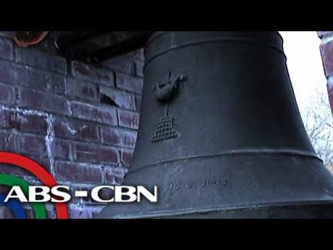 TV Patrol: Bakit di basta maibabalik sa Pilipinas ang Balangiga bells?
