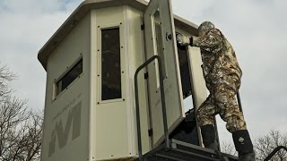 The Muddy Bull Box Blind | Mark Drury's Review Of The Muddy Bull