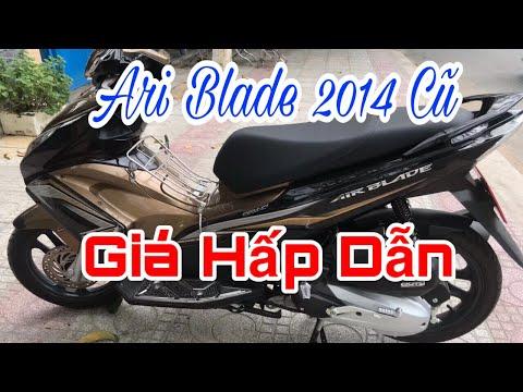 Bán Xe Ari Blade 2014 Cũ Giá Hấp Dẫn - Chuyên Xe Cũ Tiền Giang