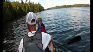 Canoe Fishing Tips