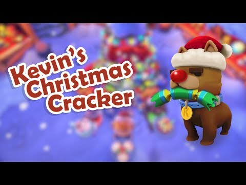 Overcooked! 2 - Kevin's Christmas Cracker Update