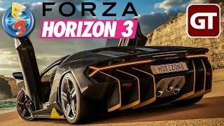 Thumbnail für Australien, wir kommen! | FORZA HORIZON 3 in der E3-Auswertung - Trailer-Check zum Gameplay