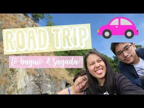 Road Trip to Baguio & Sagada with Childhood Friends!!