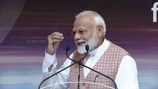 PM Narendra Modi addresses the nation from ISRO Control Centre